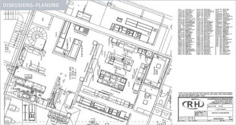 Planung - ROM Großküchen & Gastronomiegeräte
